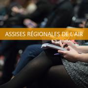 Invitation Assises Régionales de l'Air 2019