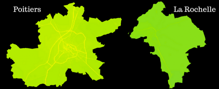 Carte Pollution Bordeaux.Nouveau Atmo Nouvelle Aquitaine Propose Des Cartes De Pollution