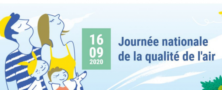 Journée Nationale de la Qualité de l'Air 2020