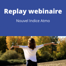 Replay webinaire nouvel indice ATMO