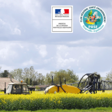Appel à projet PRSE pesticides