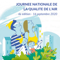 Journée nationale de la qualité de l'air - 16 septembre 2020